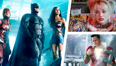 How to Watch the DC Extended Universe Movies in Order