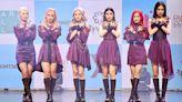 韓國女團新人PIXY舉行出道專輯發佈會