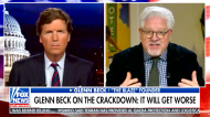 Glenn Beck compares social media bans to what Germans did to Jews: 'The digital ghetto'