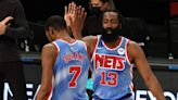Nets' James Harden Reacts To Being Named to the NBA 75 Team