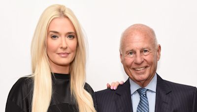'Real Housewives' star Erika Jayne says her estranged husband, Tom Girardi, drove off a cliff and was 'unconscious for 12 hours' in 2017