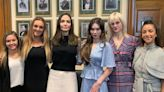 Angelina Jolie 'honored' to meet McKayla Maroney and Aly Raisman