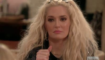 Erika Jayne Flips Out in Defense of Son