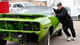 FCA mechanic is quietly transforming muscle cars in unmarked garage