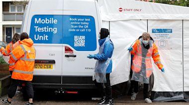 英國恐爆發第三波疫情 29%印度變種死者完成兩劑接種 | 蘋果新聞網 | 蘋果日報