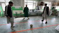 Where Taliban and ex-soldiers face their wounds