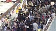 美食博覽煞科日 商戶「要錢唔要貨」 市民拖篋「血拚」滿載而歸