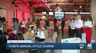 Kansas City Chiefs host 10th annual Style Lounge