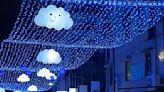 台北東區新夜景!隱藏版打卡點「雲朵星空」爆紅