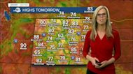 Wednesday afternoon forecast update