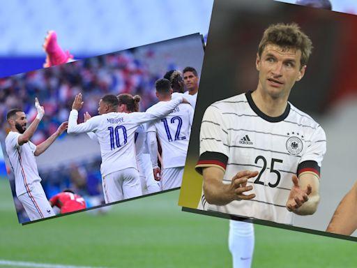 歐國盃攻略|最強陣容征慕尼黑 法國平手W「德」 | 蘋果日報