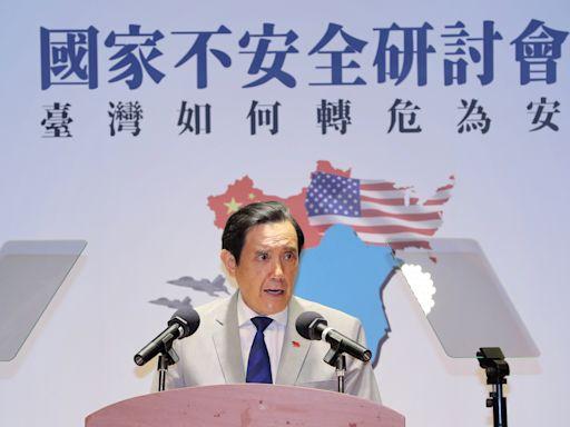 馬英九批評對中出口加重 經部:是中國依賴台灣