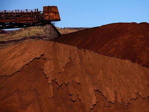 中國政策舉棋不定 彭博:鐵礦砂成全球波動最大商品 - 自由財經