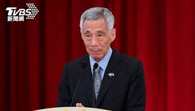 星總理李顯龍打疫苗追加劑 籲長者踴躍接種防重症│TVBS新聞網