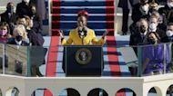 Amanda Gorman becomes youngest inaugural poet
