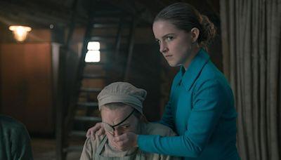 'The Handmaid's Tale': Inside Mckenna Grace's Shocking Debut in Season 4 (Exclusive)