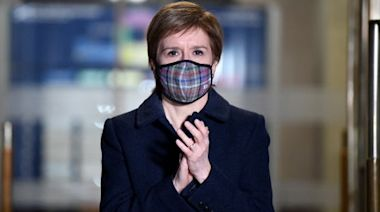 Scotland lockdown: What time is Nicola Sturgeon's announcement today?