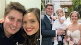 Wife's tribute to husband, 29, found dead on Xmas Day by 3-year-old daughter