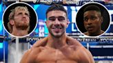 Five next bouts for Tommy Fury if he beats Jake Paul including Love Island rival