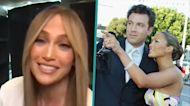Jennifer Lopez Plays Coy When Asked About Ben Affleck Romance