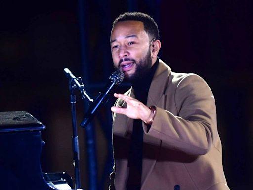 John Legend Brings Hope With Soulful Cover of 'Feeling Good' During Joe Biden's Inauguration Special