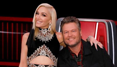 Blake Shelton Looks Back at His 'Voice' Love Story With Gwen Stefani