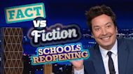 Schools Reopening: Fact vs. Fiction