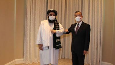 王毅晤阿富汗臨時政府代理外長 同意設工作聯絡機制 - RTHK