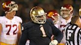 Ex-Notre Dame lineman Louis Nix recovering after he was shot in chest during attempted robbery
