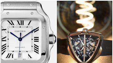 2021 父親節禮物推薦!Cartier、Hamilton… 5 款風格手錶讓你送禮送到爸爸的心坎裡