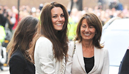 Carole Middleton Says 5-Year-Old Kate Sparked Her Party Supply Business: 'My Children Continue to Inspire Me'