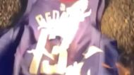 Clippers Fan Burns Paul George Jersey After Game 7 Loss to Denver