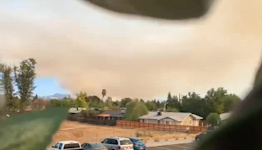 Structures Destroyed as California's Fawn Fire Grows