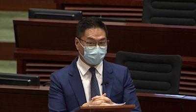 民建聯工聯會支持「全禁」加熱煙 邵家輝質疑方案極端