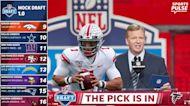 NFL mock draft 1.0: Patriots find Tom Brady's replacement at quarterback
