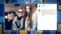 Elton John reveals collaboration with Metallica