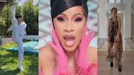Cardi B Reacts to James Charles and Addison Rae's Mom Doing 'WAP' TikTok Dance Challenge