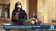 Metro indoor mask mandate one vote away from final approval