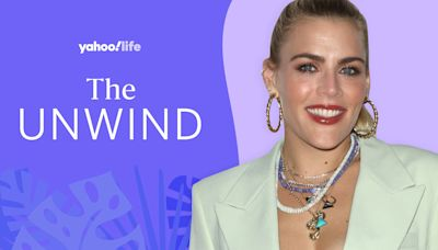 Busy Philipps on crying as self-care: 'It's helpful to get out your emotions'