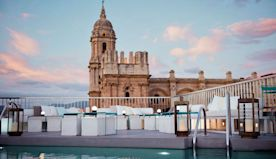 The most romantic hotels in Málaga for a seductive stay in this vibrant seaside city