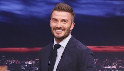 David Beckham to Mentor Young Soccer Players in Disney+ Reality Series Save Our Squad