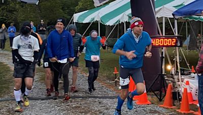 This Guy Just Ran 354 Miles in 85 Hours and Smashed an Ultra Record