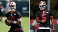 Can Jimmy Garoppolo keep his starting job, or will Trey Lance take over for the 49ers? | You Pod to Win the Game?
