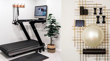 健身房什麼的,我最不需要啦!有這4項輔助器材,就能輕鬆打造家庭健身房