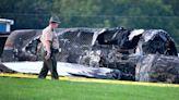 Heavy smoke, jammed exit: NTSB describes Earnhardt Jr. family's plane crash escape
