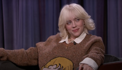 Billie Eilish Called Jimmy Kimmel Out for Making Her Look Stupid and Talked About Meeting Kate and William