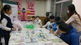 國北教大實小秀出自然雙語學習成果 六年級生用英語帶學弟妹做實驗