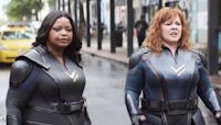 How Melissa McCarthy and Octavia Spencer Became Superheroes in 'Thunder Force' (Exclusive)