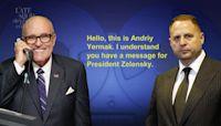 EXCLUSIVE AUDIO: Rudy Giuliani's Weird Call With Ukraine