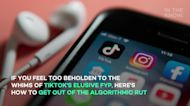 Here's how to reset your For You page on TikTok